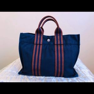 Vintage Hermes Small Tote bag